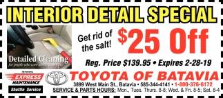 Get Rid Of The Salt!